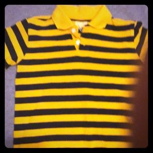 Boys size 3T collared shirt